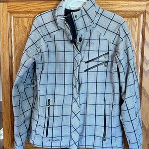 Columbia winter jacket.